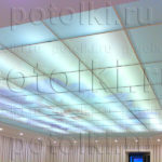 Php_49_2 Потолок витражный фотопечать