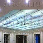 Php_49_3 Потолок витражный фотопечать
