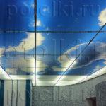 Php_53_1 Потолок витражный фотопечать