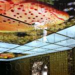 Php_58_1 Потолок витражный фотопечать