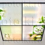 Php_63_1 Потолок витражный фотопечать