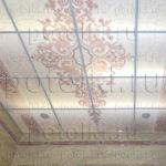 Php_8_2 Потолок витражный фотопечать