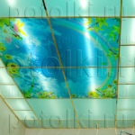 php_6_2 Потолок витражный фотопечать